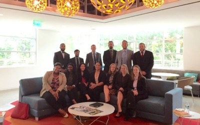 OLN Inc Attends Leadership Training Event