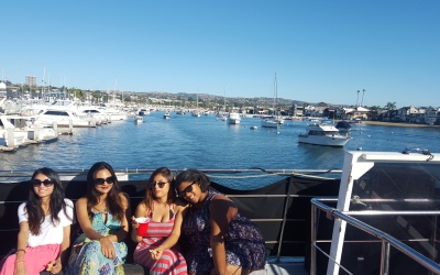 Hard Work Always Pays Off! OLN Inc Spends the Day Yachting