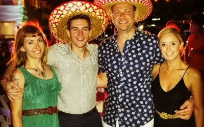 OLN Inc Attends Event in Cancun